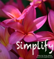 Simplify Your Life Radically
