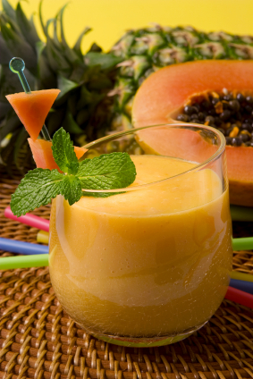 Eternal Sunrise Smoothie