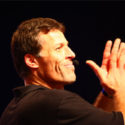 Tony Robbins, world class coach and speaker